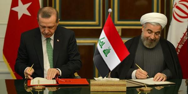 صورة إيران تطالب تركيا احترام سيادتها على العراق