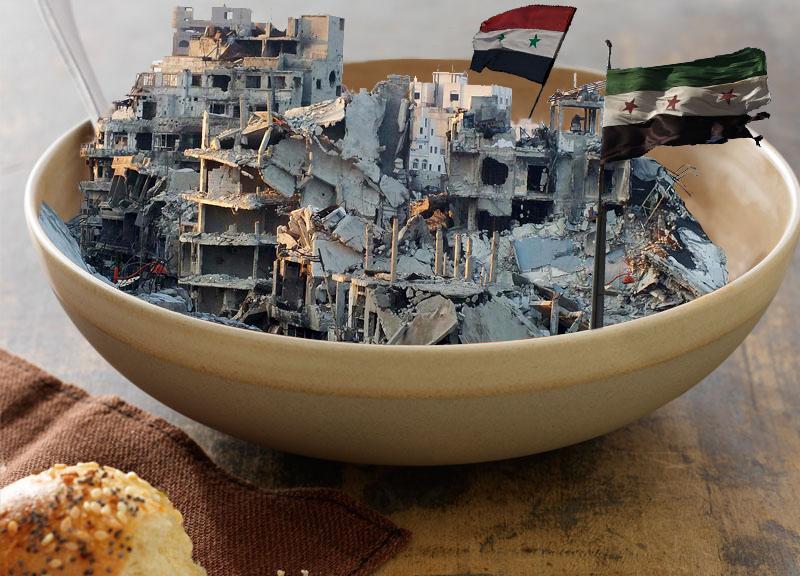 صورة مطبخ الحدود: الخبيصة السورية