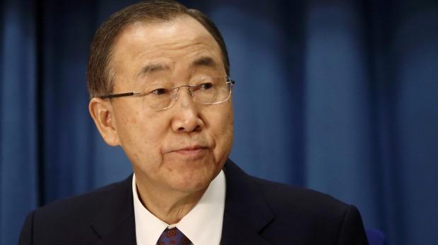 صورة الأمم المتحدة توقف جميع عملياتها لتركّز على القلق