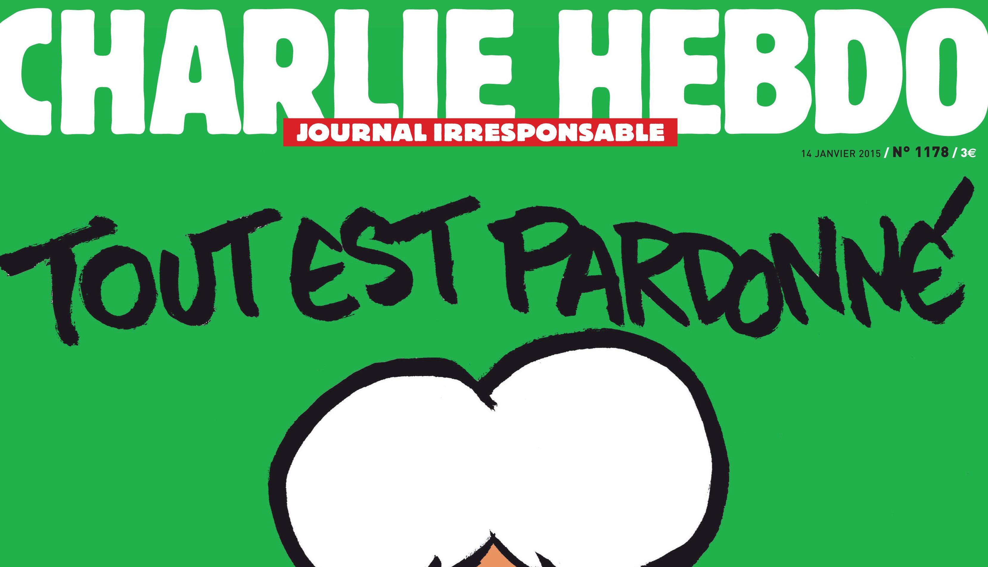 صورة القاعدة تنجح بمساعدة شارلي هبدو لنشر ٣ مليون نسخة من رسومات الرسول