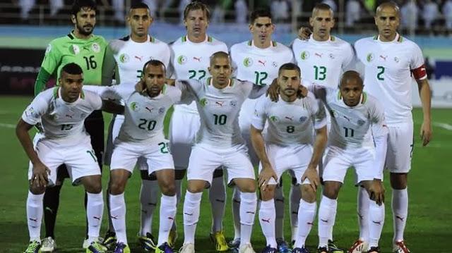 صورة كأس العالم: الجزائر وداعش تتأهلان للدور الثاني على حساب سوريا والعراق