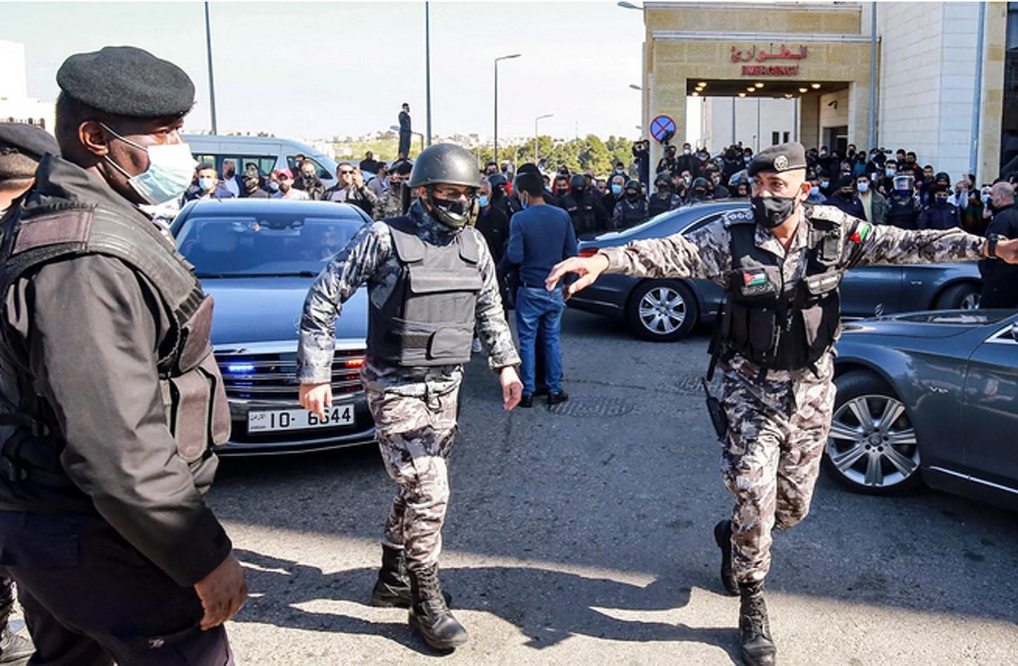 صورة  كوارث غير طبيعية - الأردن