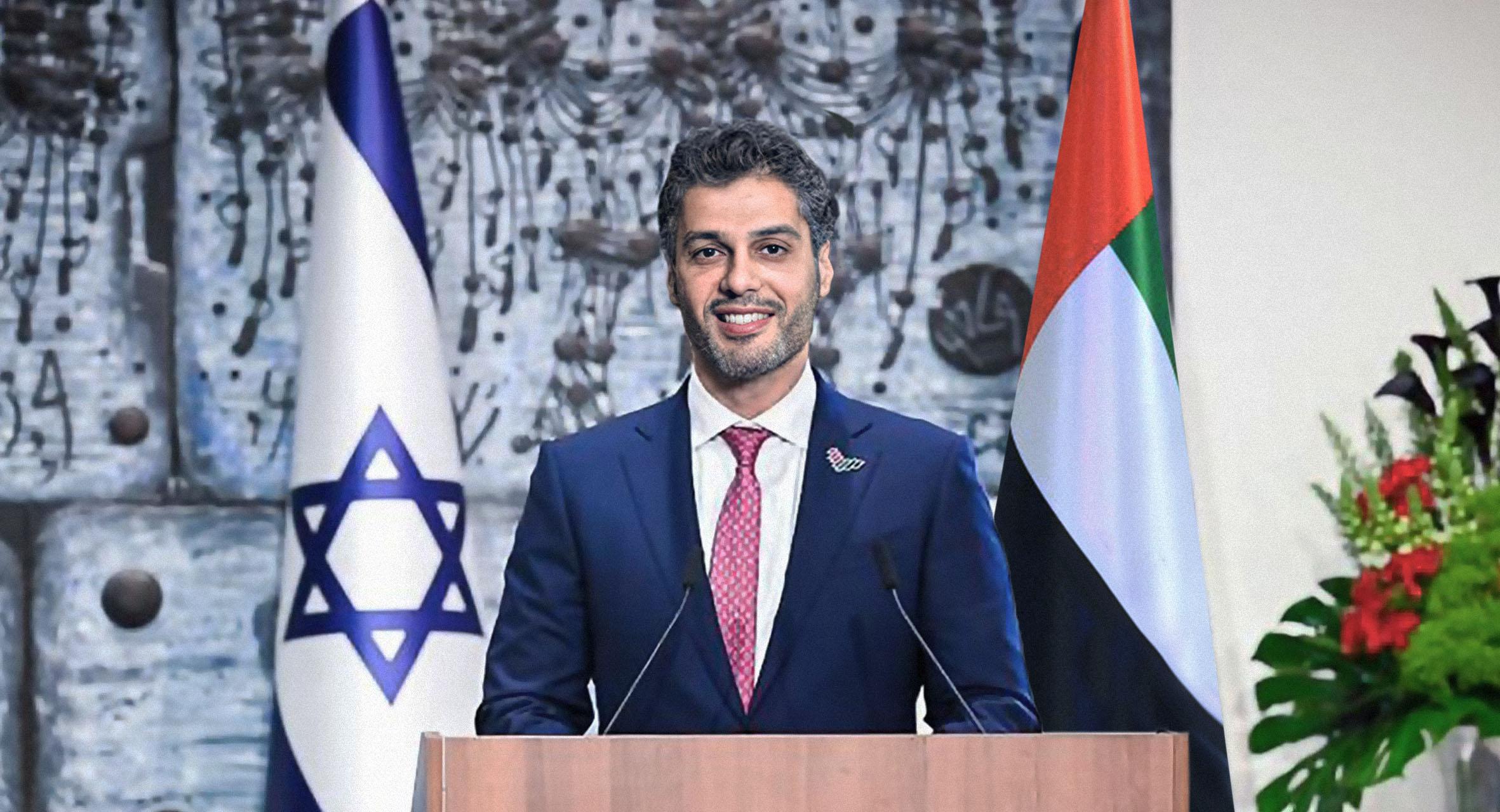 صورة الإمارات تهنئ الفلسطينيين بذكرى حصولهم على جيران محترمين وأكابر ومتحضرين