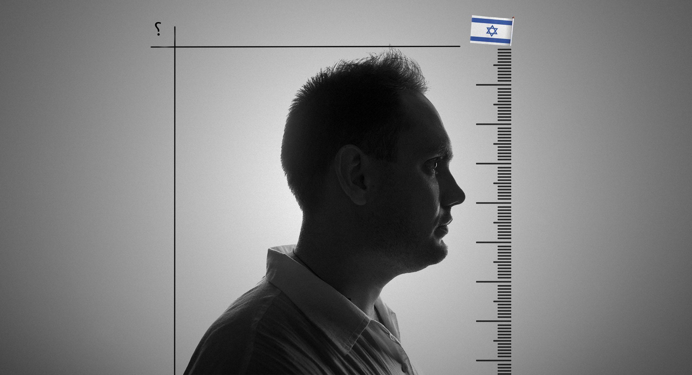 صورة اعرف نسبة إسرائيل في شخصيتك