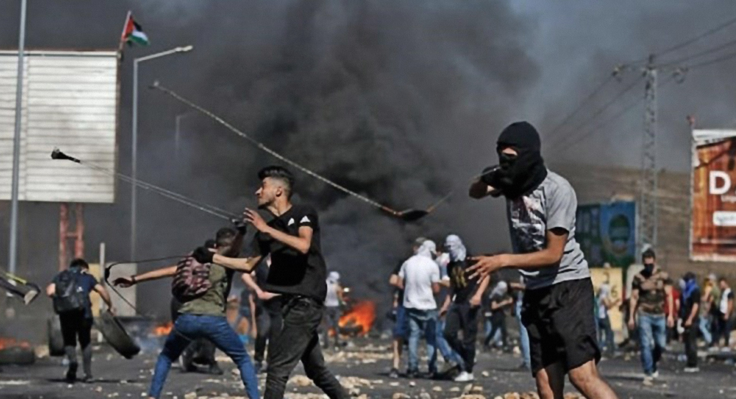 صورة أبو مازن يعرض خبراته في الوفاق الوطني على نتنياهو