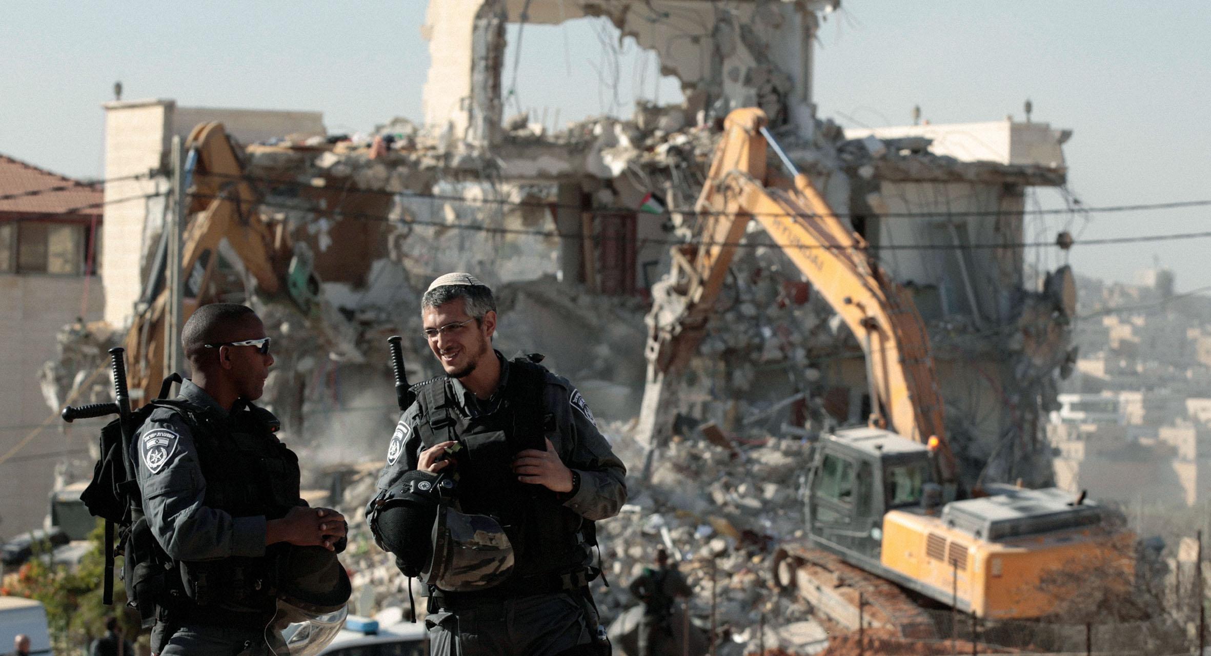 صورة الاحتلال الإسرائيلي