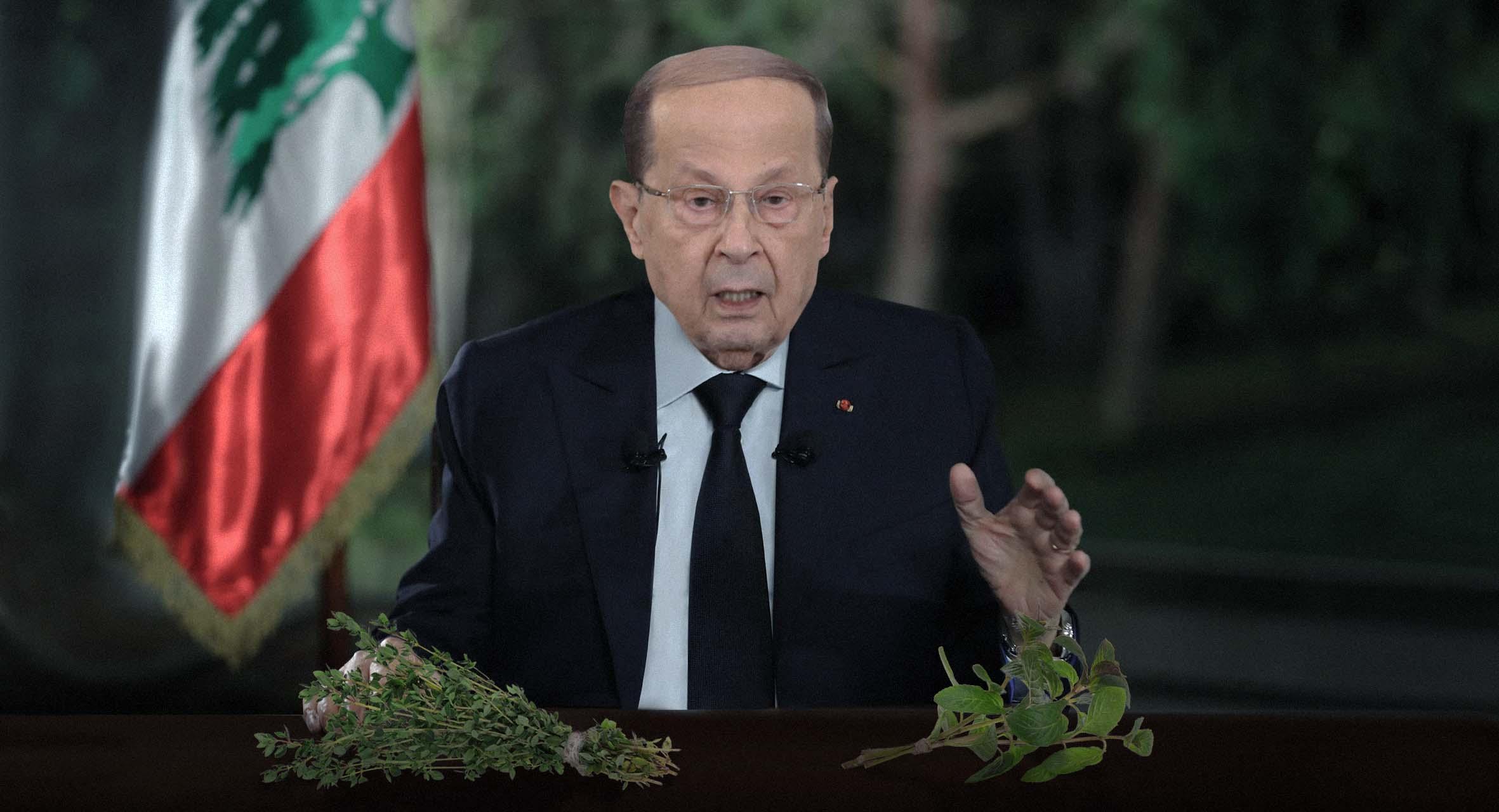 صورة السلطات اللبنانية تدعو المواطنين للتداوي بالأعشاب قبل نفادها من البرية