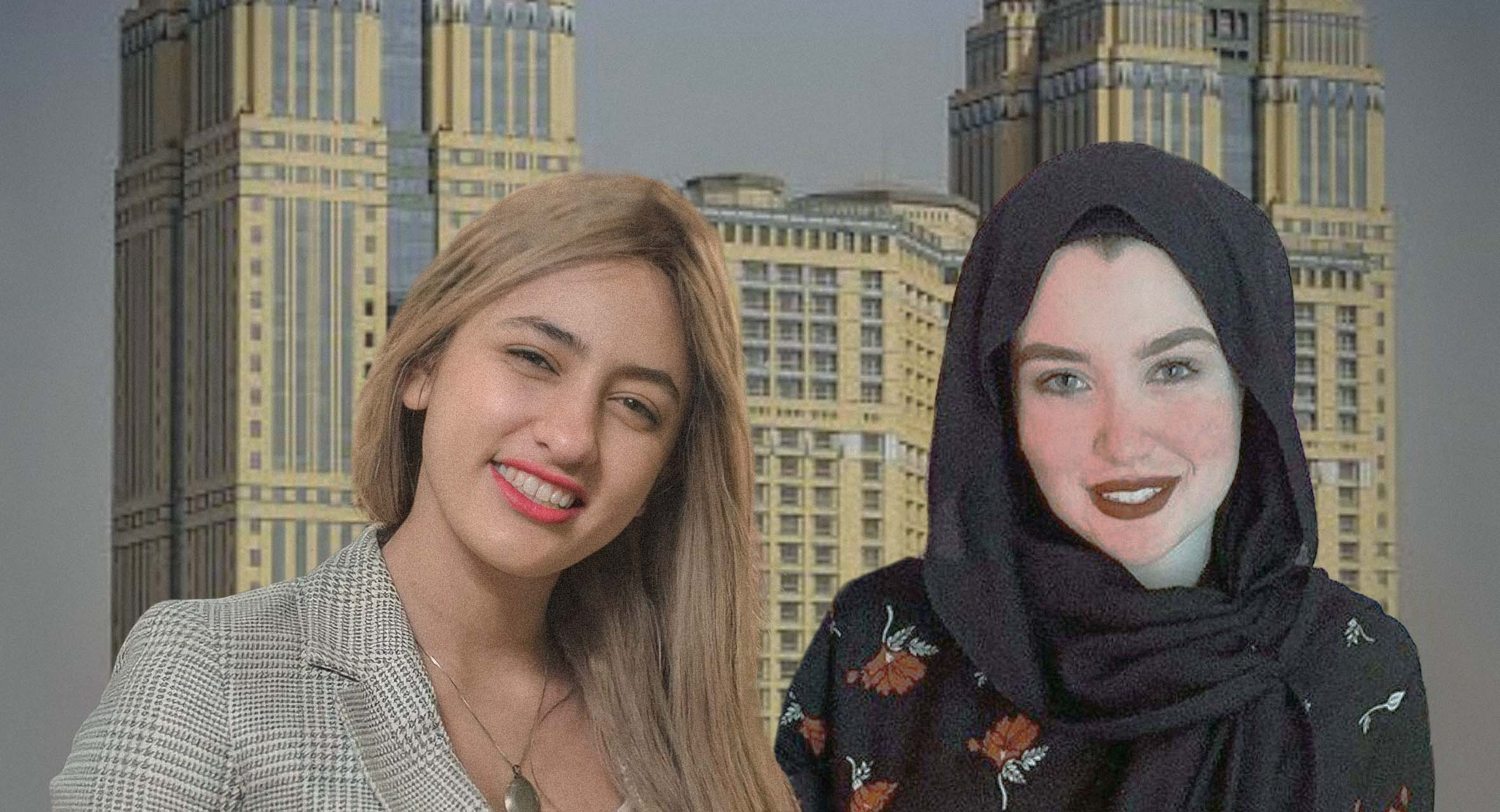 صورة القضاء المصري يجد فتيات تيك توك مذنبات باغتصاب فتاة الفيرمونت