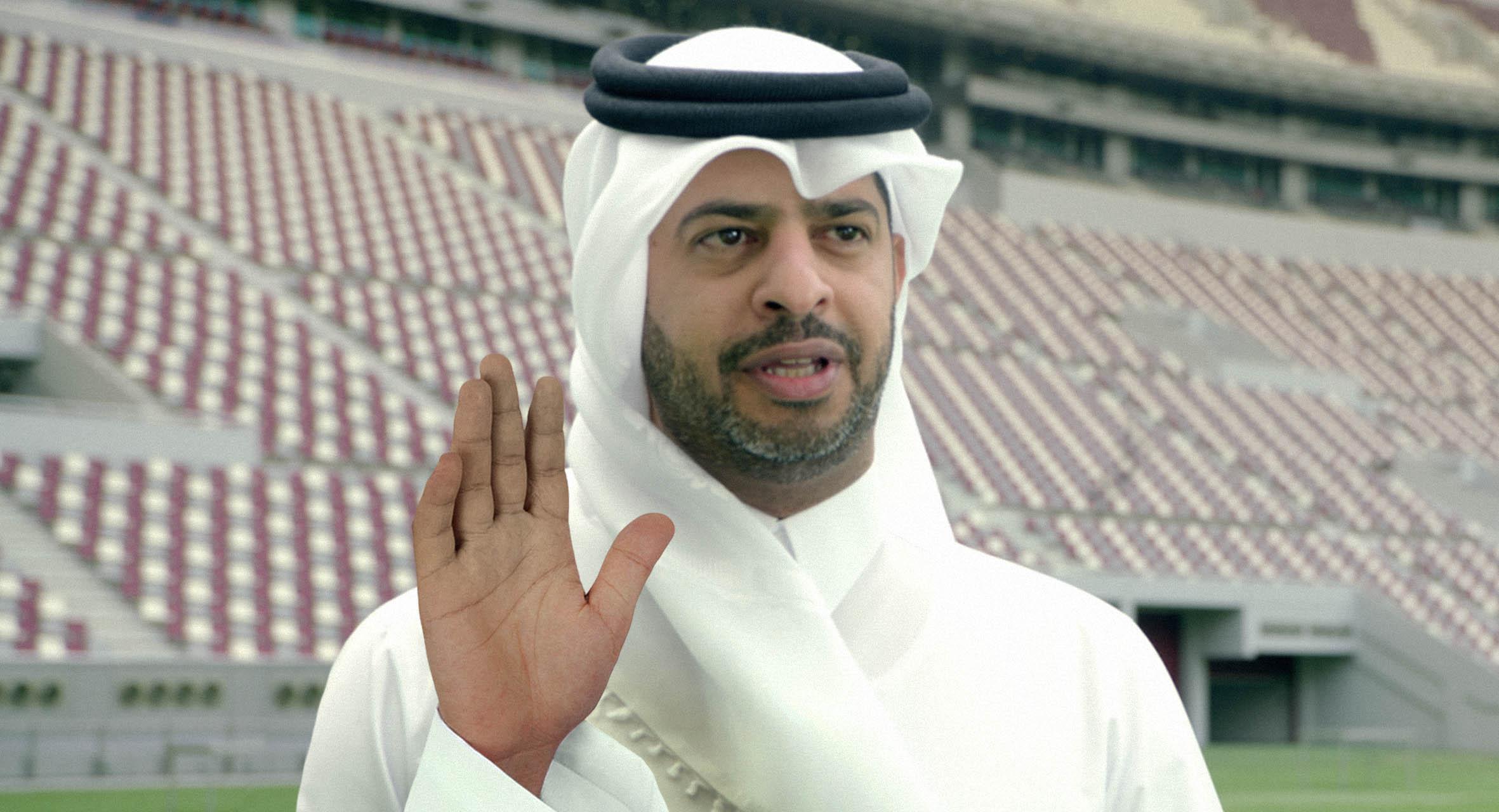 صورة كأس العالم: قطر تطرد موظفها المكلف برشوة الفيفا