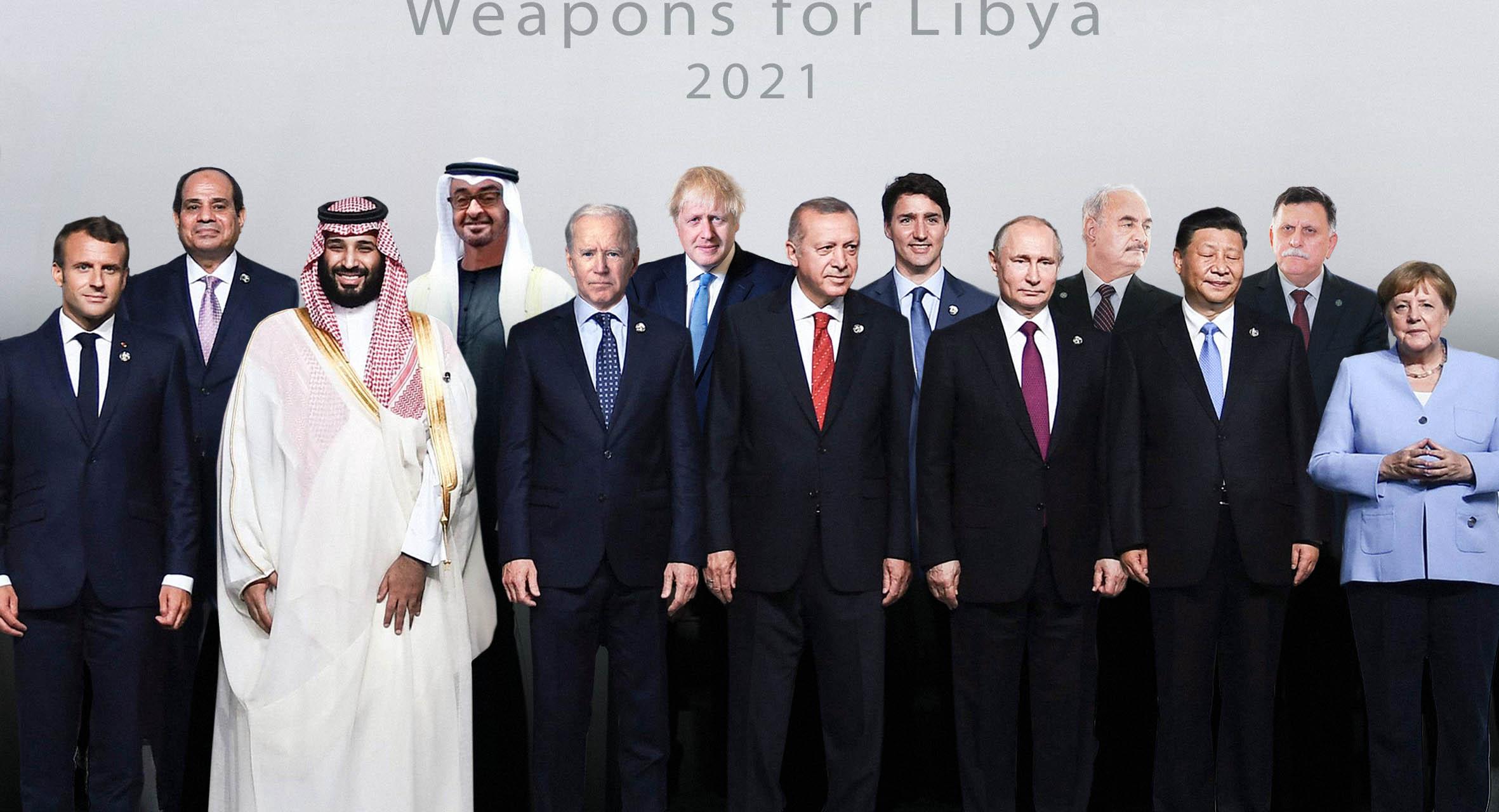 صورة في الذكرى العاشرة لافتتاحه: إشادة دولية بكفاءة مختبر ليبيا لأبحاث الأسلحة