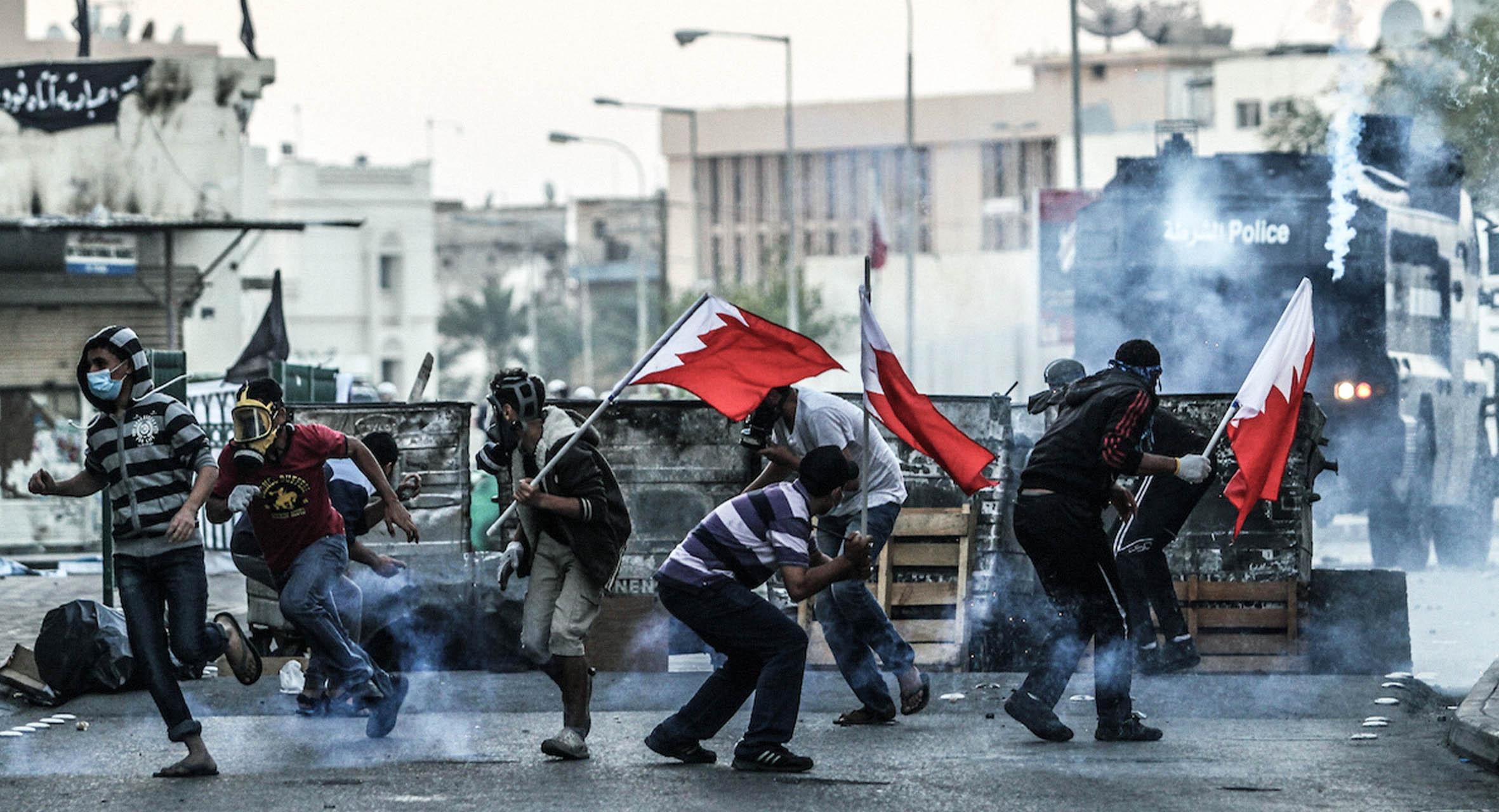 صورة السلطات البحرينية تتمنى لكم عيد حب سعيد كونها المناسبة الوحيدة اليوم