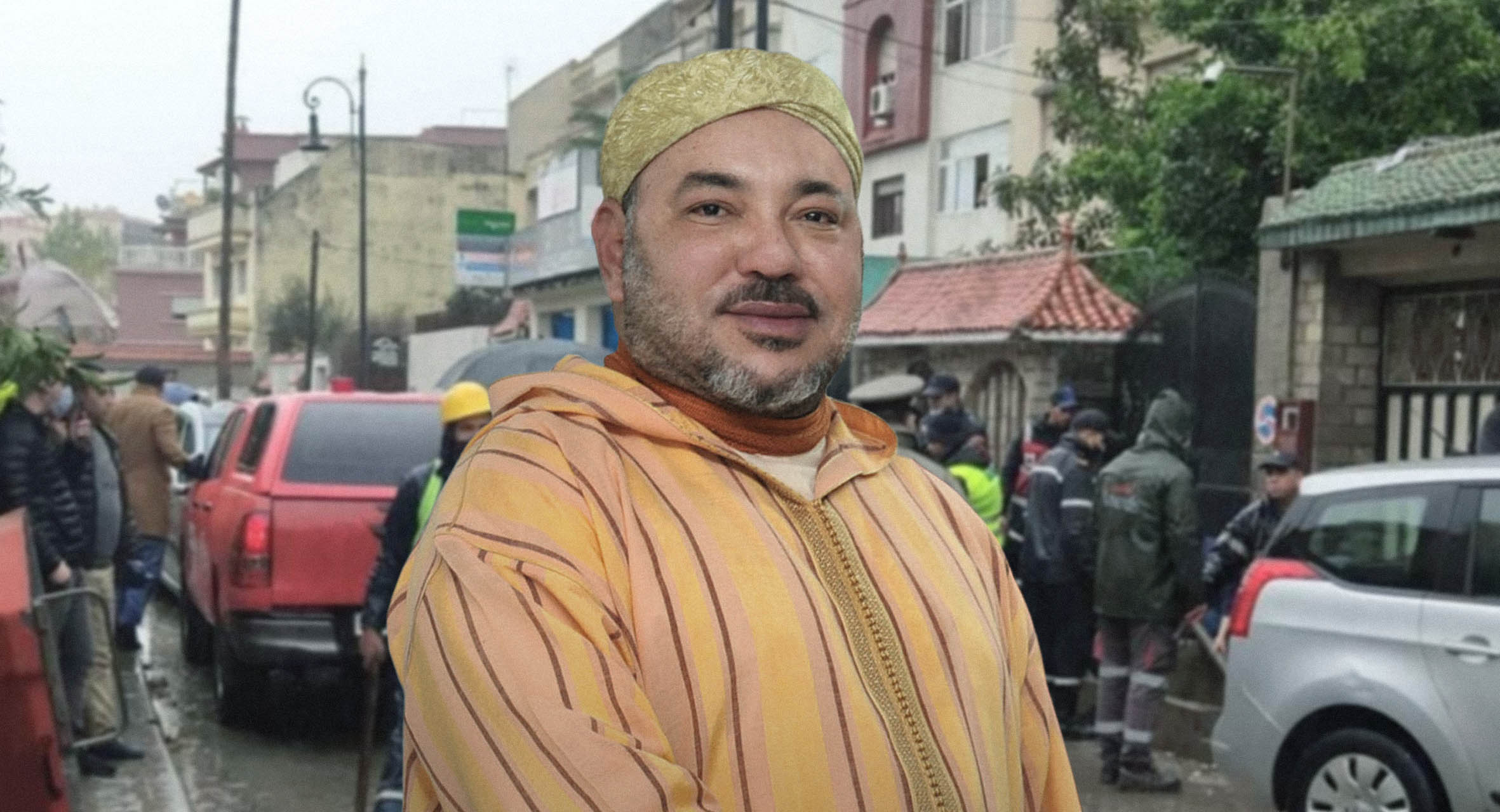 صورة ملك المغرب يضحّي بحفنة مسؤولين قرباناً لعل مشكلة الريف تخف وتنحسر