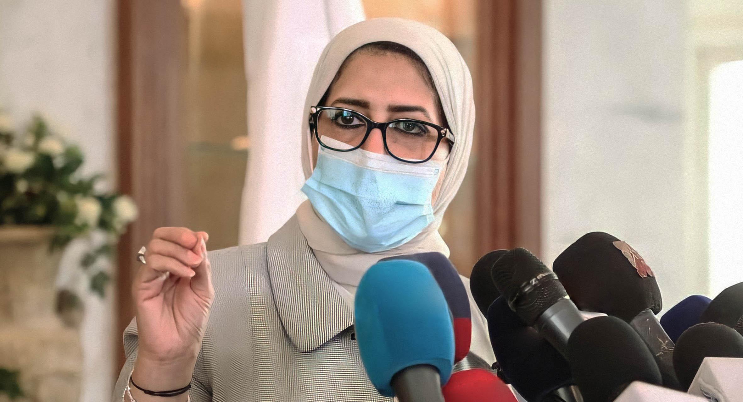 صورة وزارة الصحة تؤكد أن أكسجين مصر ممتاز ويستطيع المرضى تنفسه مباشرة بدل استخدام الجهاز