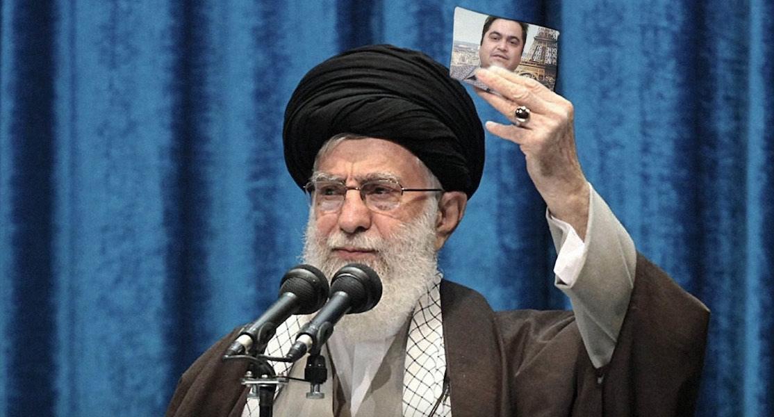 صورة مرجع شيعي إيراني يطالب بمنح جائزة نوبل للسلام لقاسم سليماني