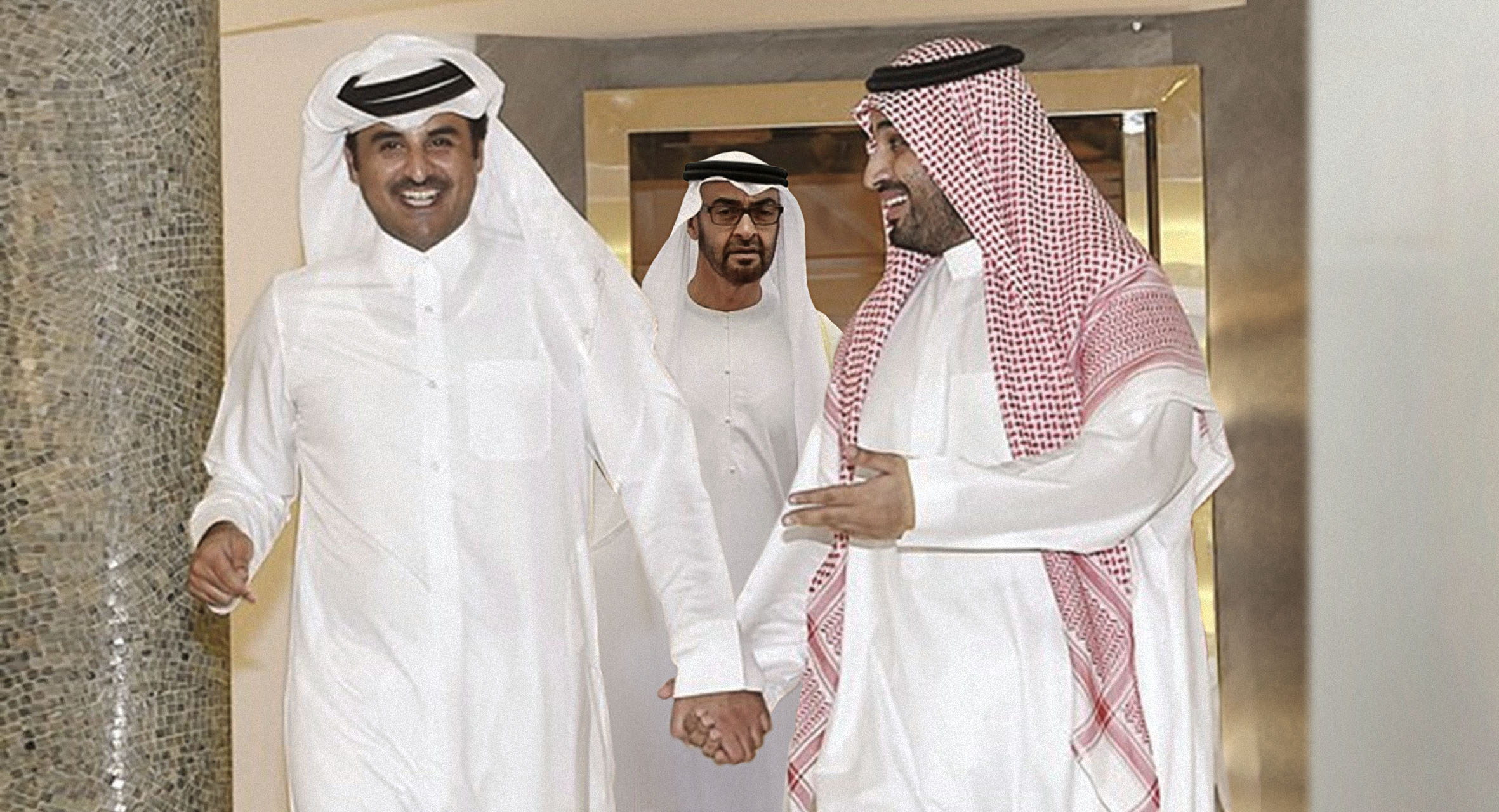 صورة السعودية تسبق الإمارات نحو التطبيع مع قطر نكاية باستعجالها التطبيع مع إسرائيل