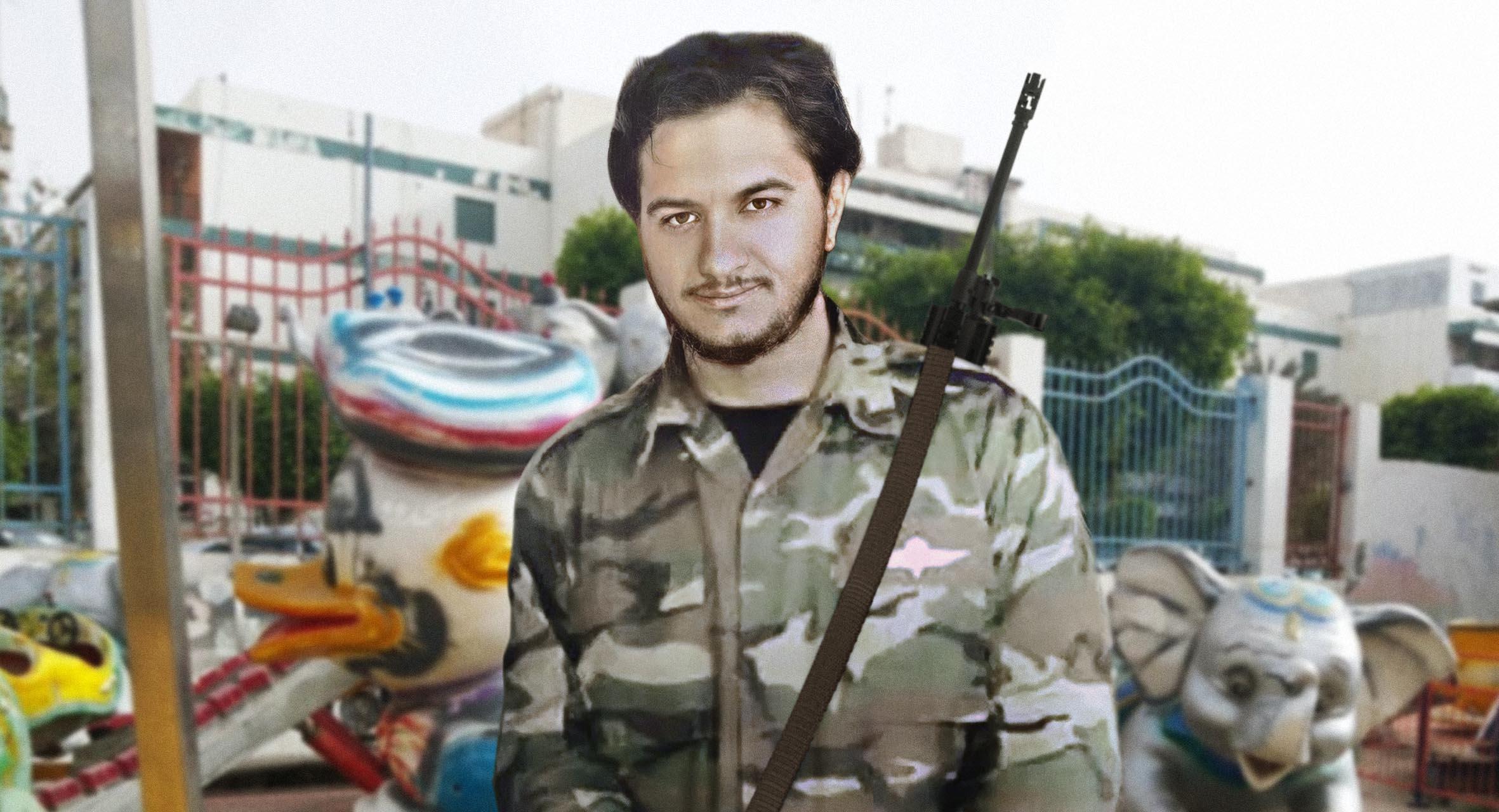 صورة طفل حفتر يثبت لحنان البرعصي والليبيين أنه ناضج بما يكفي ليحكمهم ويعدمهم أيضاً