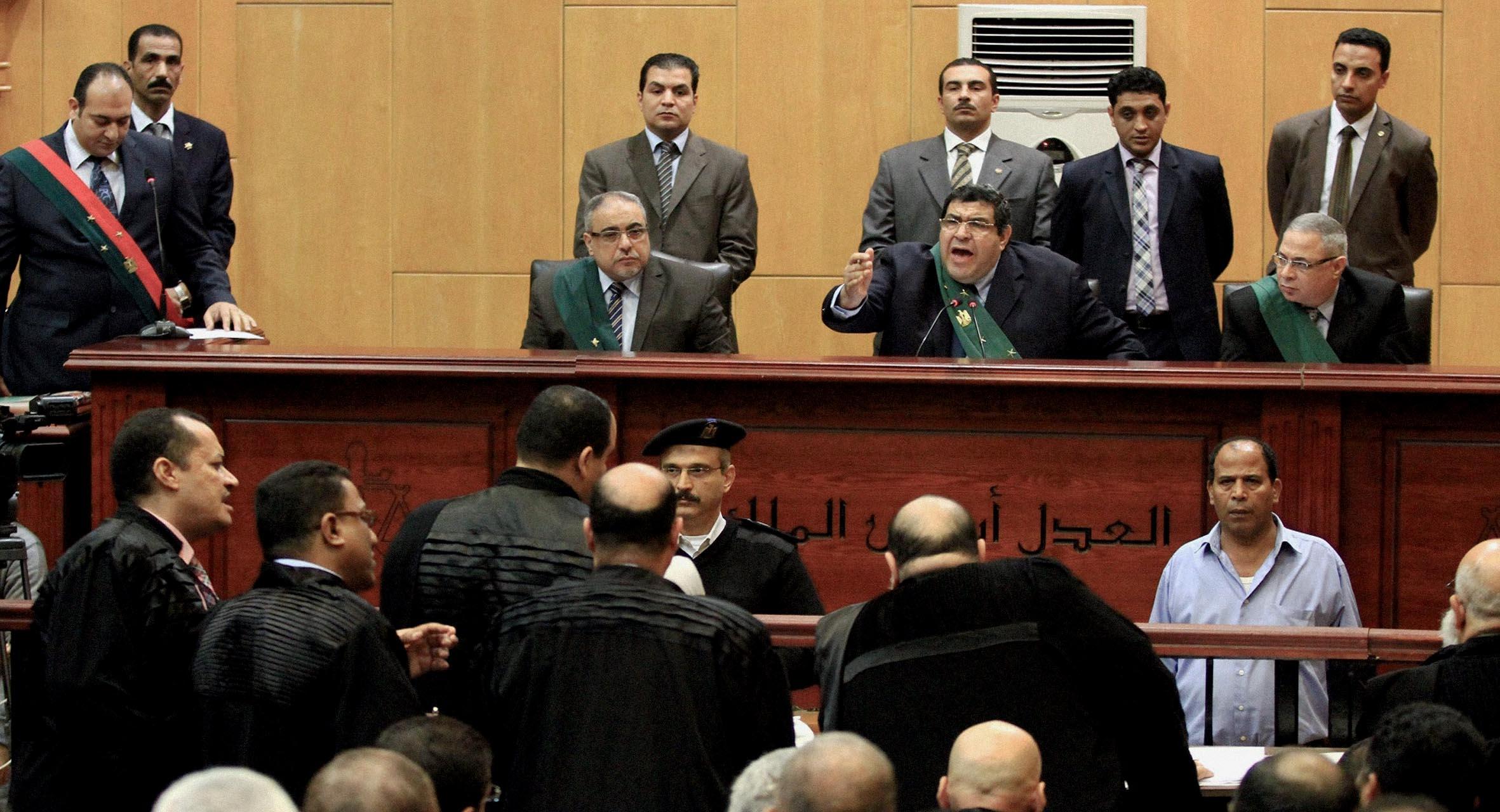 صورة وزير العدل: نخشى تعيين قاضيات لأنهن نساء وقد يتعاطفن مع ضحايا الاغتصاب ويعاقبن الجناة