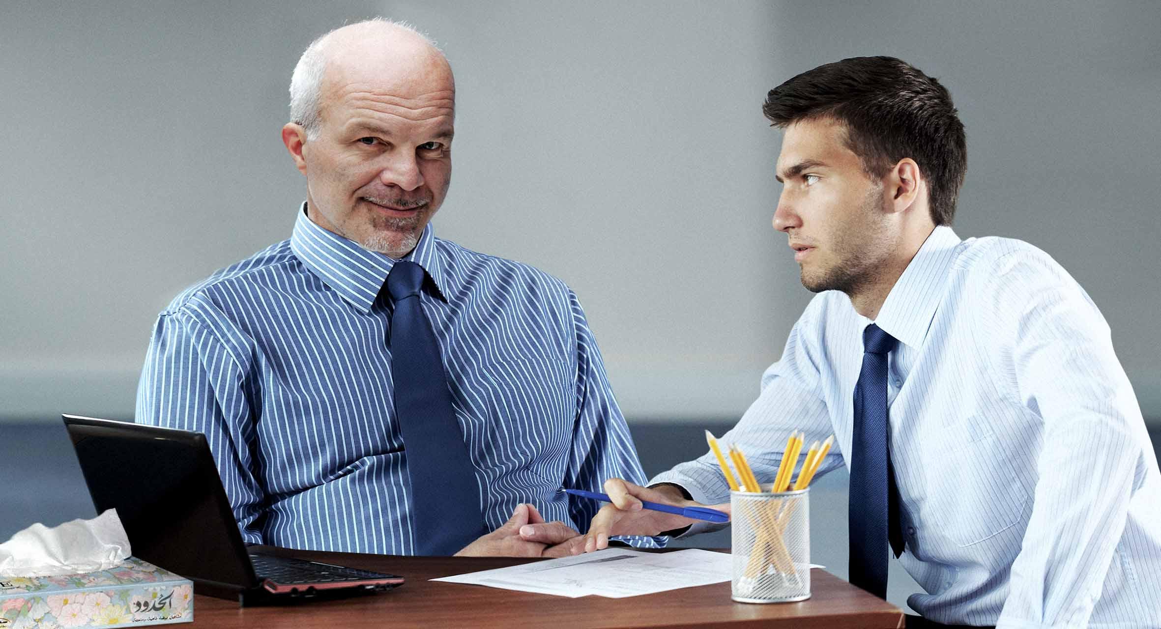 صورة َقصة نجاح: هكذا أصطاد الموظف قبل دقائق من نهاية الدوام وأسلِّمه مهامَّ تحتاج أربع ساعات لإنجازها