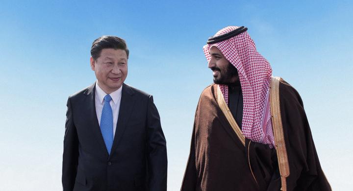 صورة ابن سلمان يطالب الصين بتوضيحات فورية حول عمليات غسيل الدماغ التي يجرونها على مُسلمي الإيغور ليُطبقها على مُسلميه