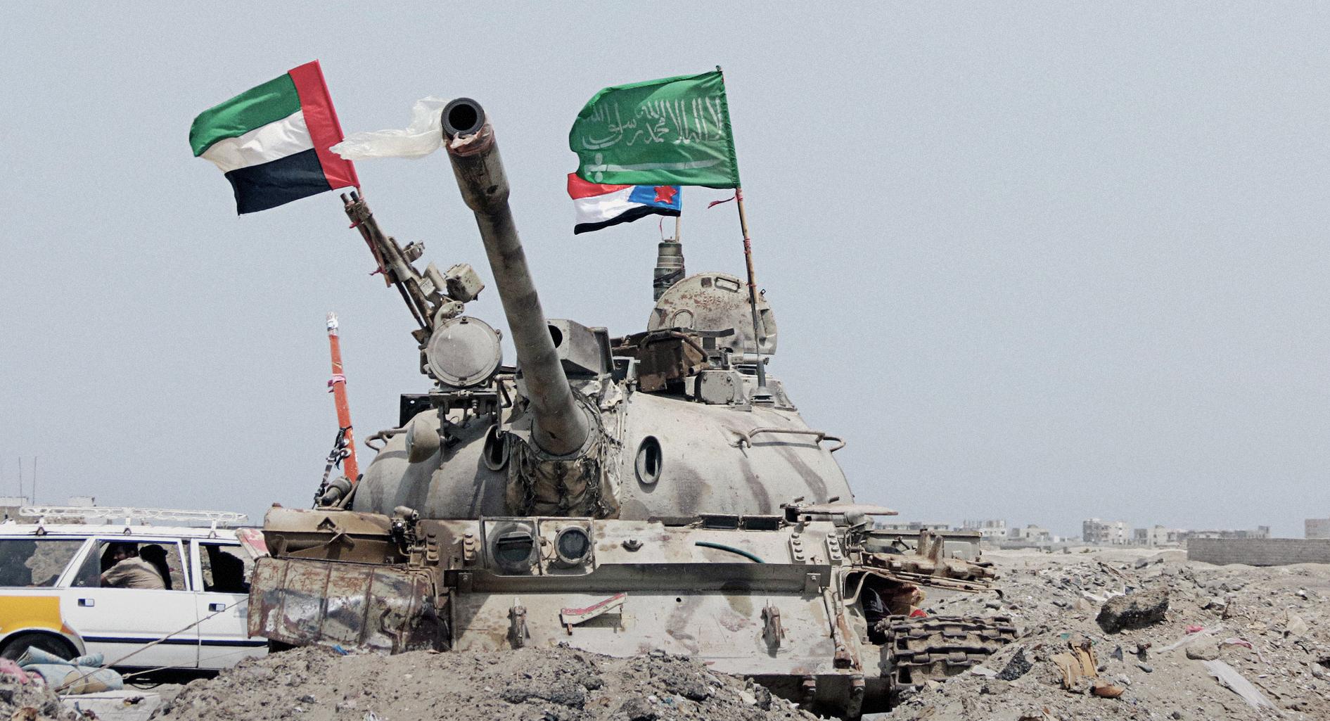 صورة اتفاق مصالحة بين الإمارات والسعودية يحيي آمال عودة الحرب في اليمن إلى طبيعتها