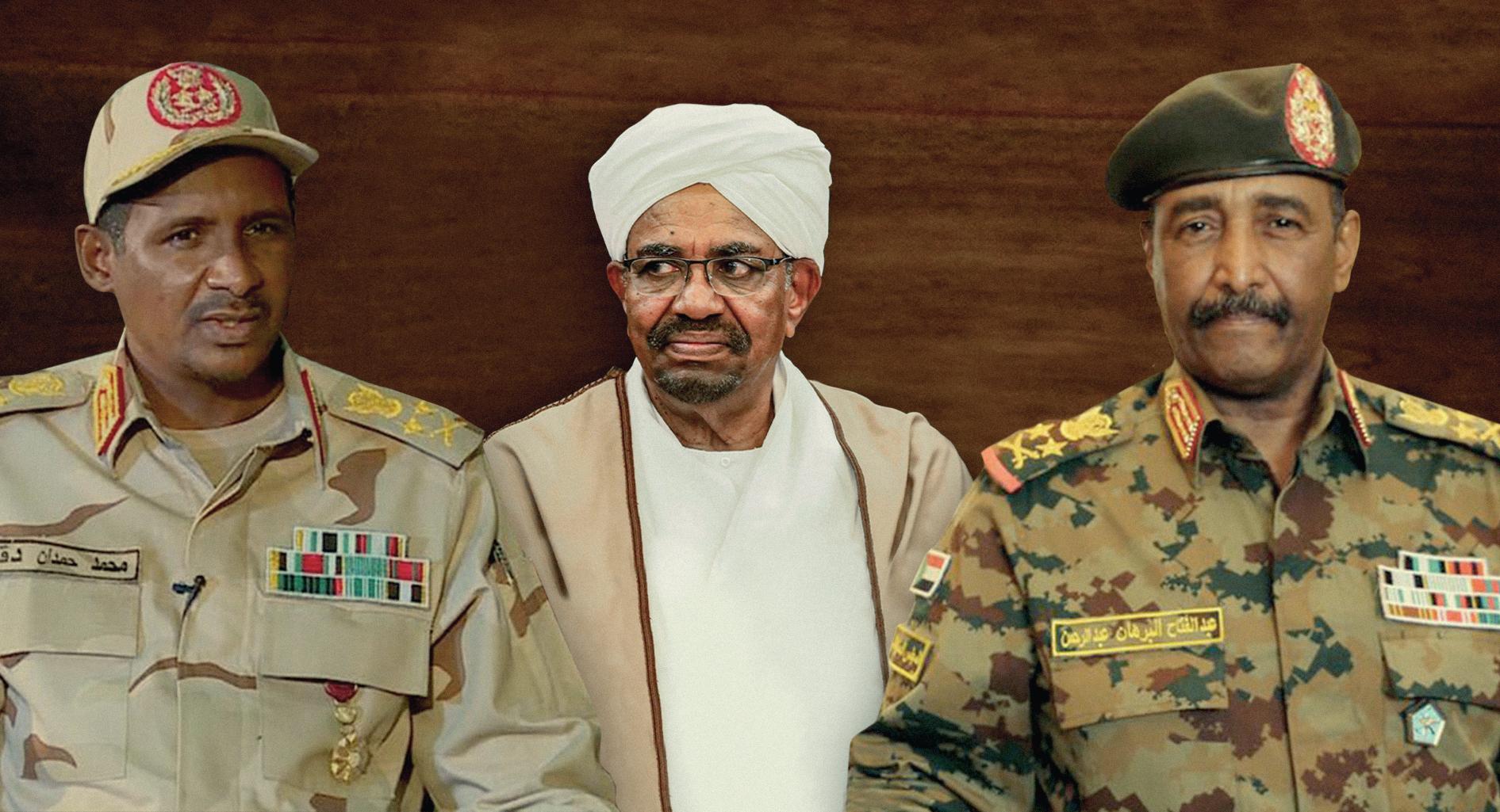 صورة البدء بمحاكمة البشير بتهمة سوء توزيع ثروات السودان على أصدقائه
