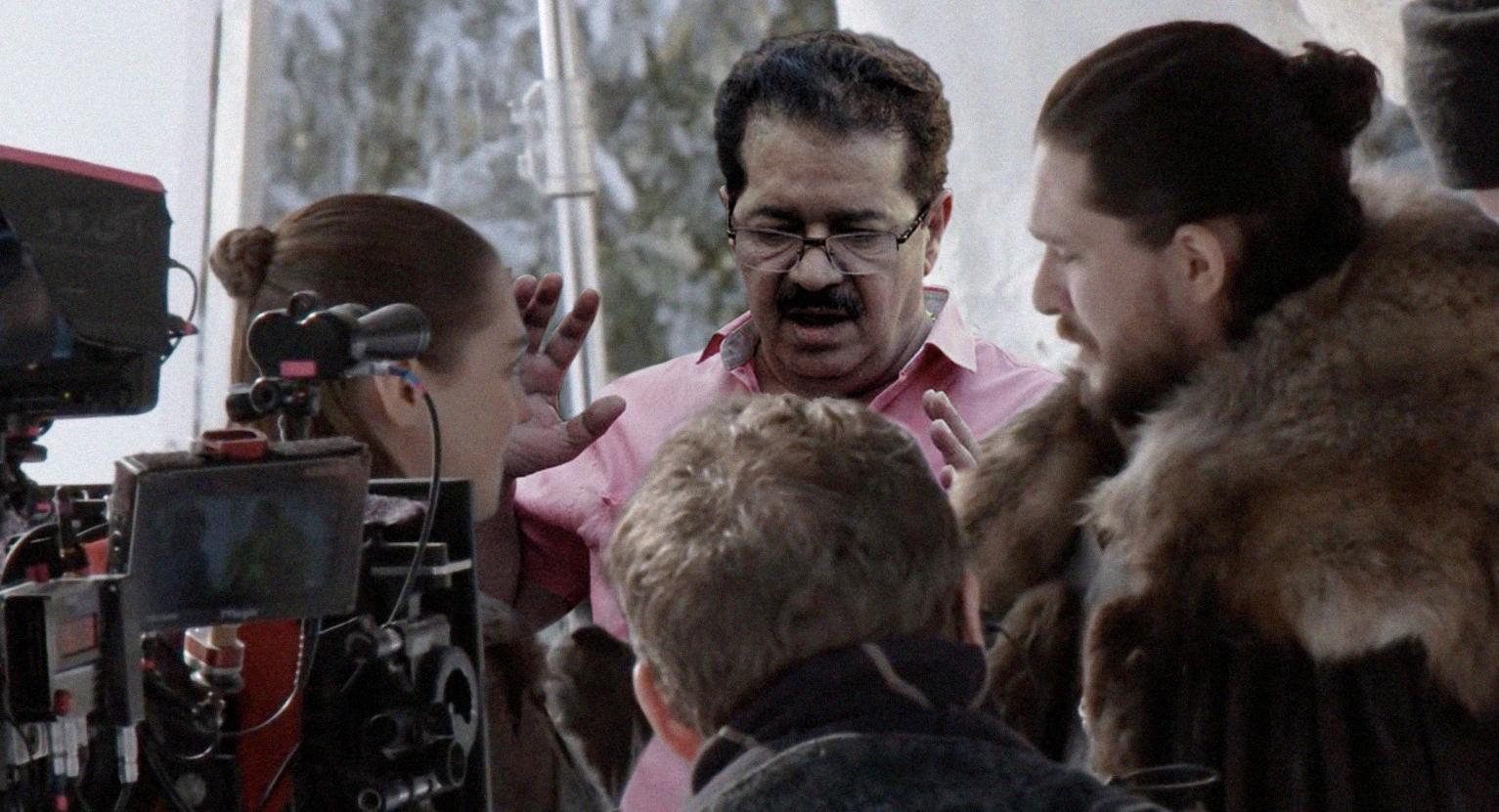 صورة خاص بالحدود: منتجو جيم أوف ثرونز استعانوا ببَسَّام الملا لإخراج الحلقة الأخيرة