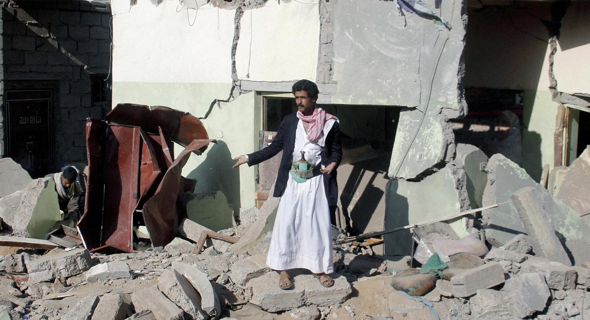صورة يمني يعرف بوجود هدنة في بلاده بعد أخبار عن انهيارها