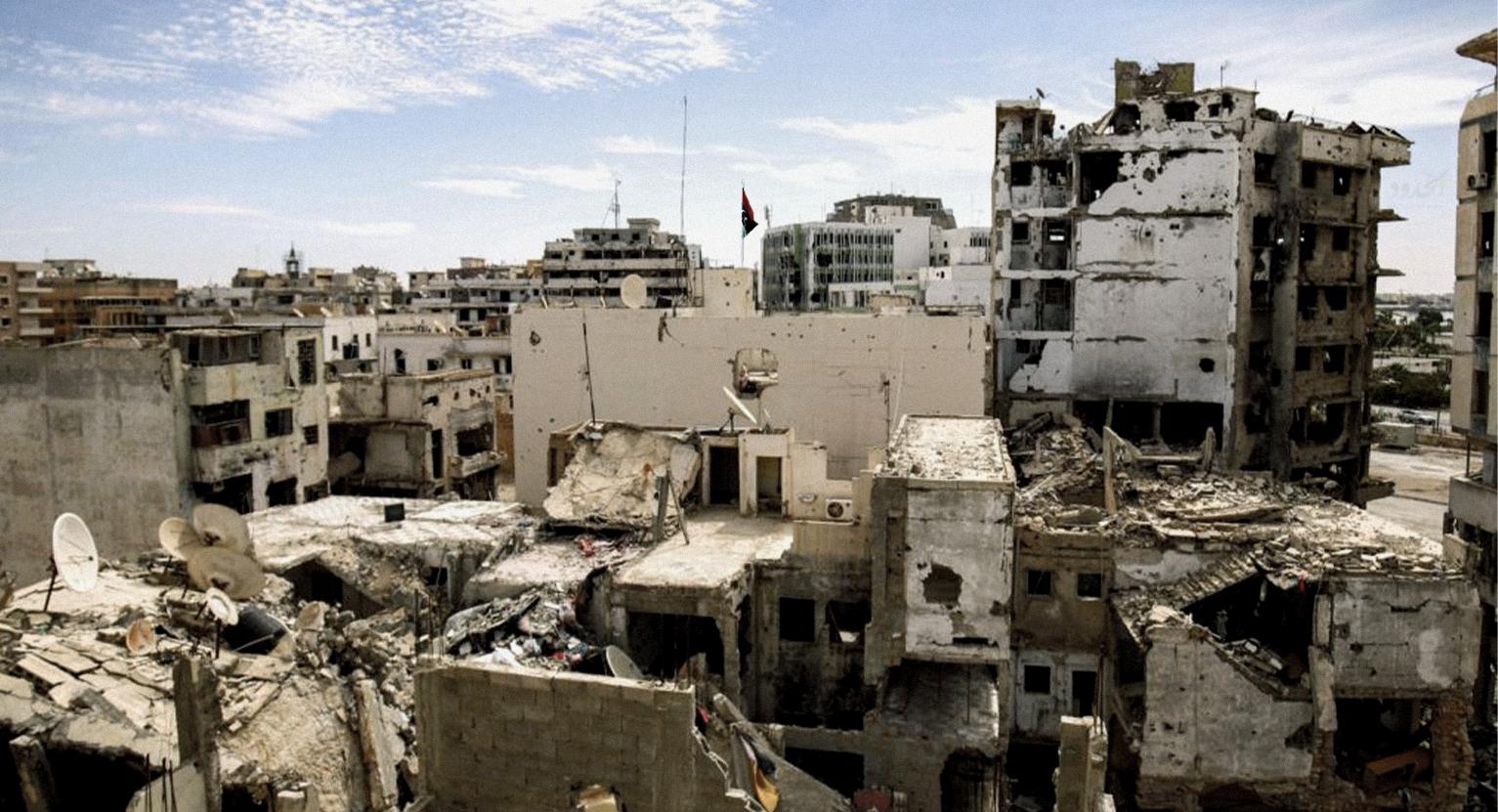 صورة الليبيون يدعون إلى تنظيم التدخُّل الأجنبي في بلادهم بالدور تجنُّباً للفوضى