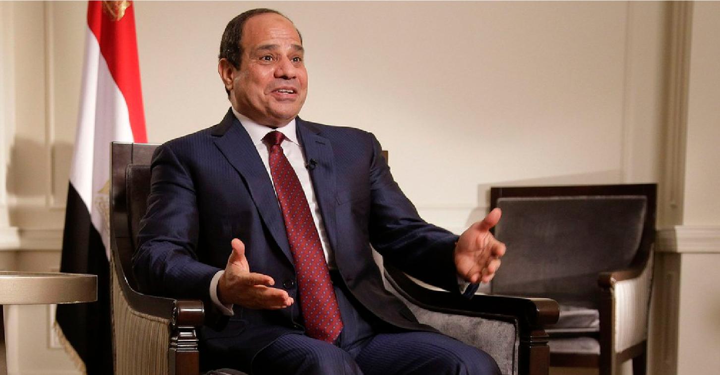 صورة السيسي يستهجن دعوة المصريين له بالرحيل مع أنه لم يُكمل بعد عامه العشرين في الحكم