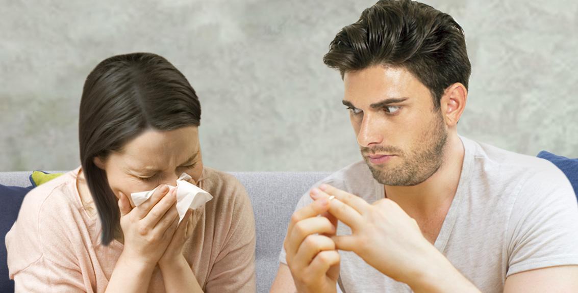 صورة زوج يطلق زوجته بعد ما اكتشف أن الرخيصة كانت تُكِنّ له مشاعر الحب قبل الزواج