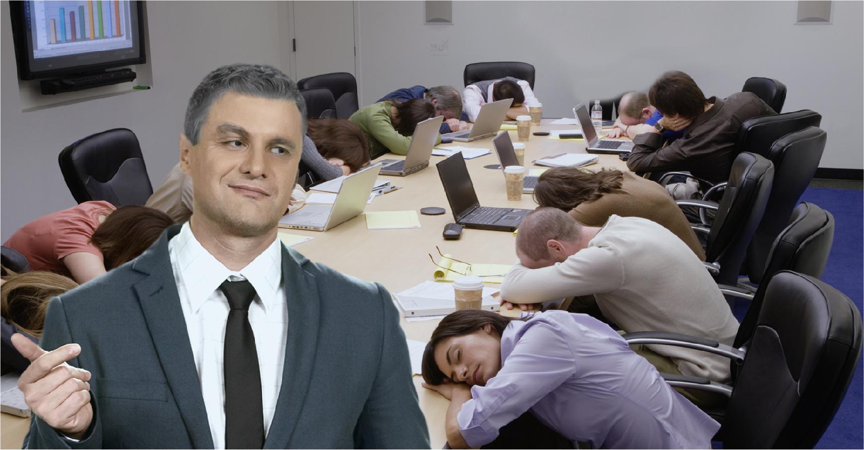 صورة مدير يتبرع بدفع إيجار المكتب عن الموظفين رغم أنهم ينامون فيه لإنهاء أعمالهم