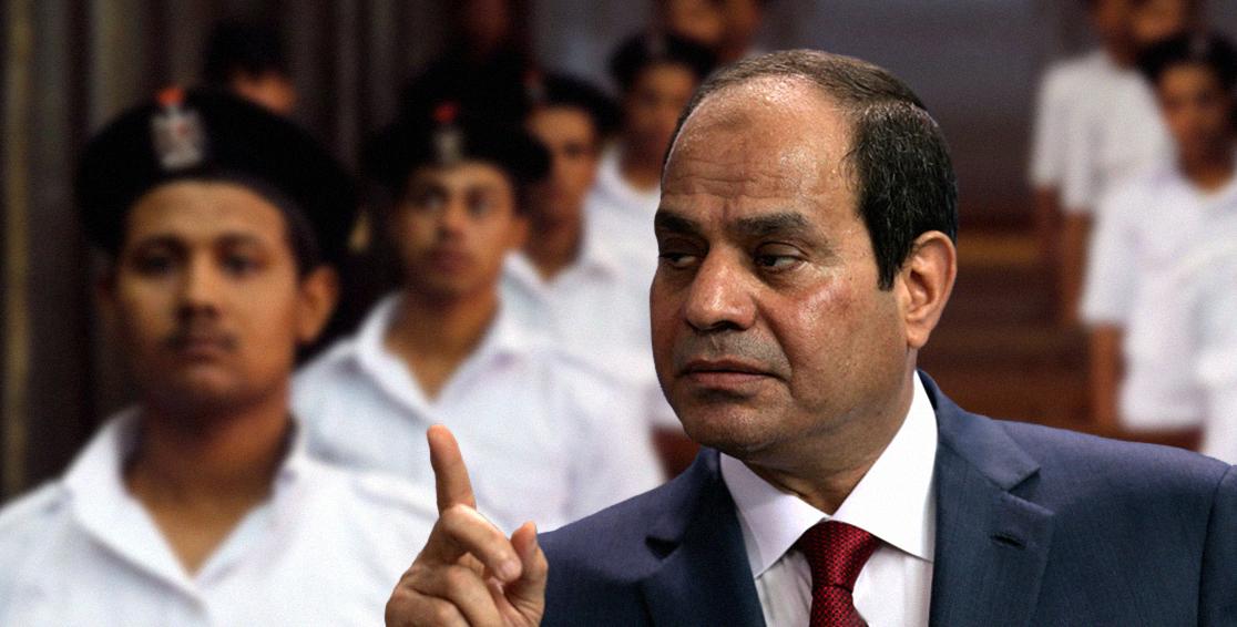 صورة السيسي يكلف إدارة السجون باستقبال طلبات الترشح للرئاسة
