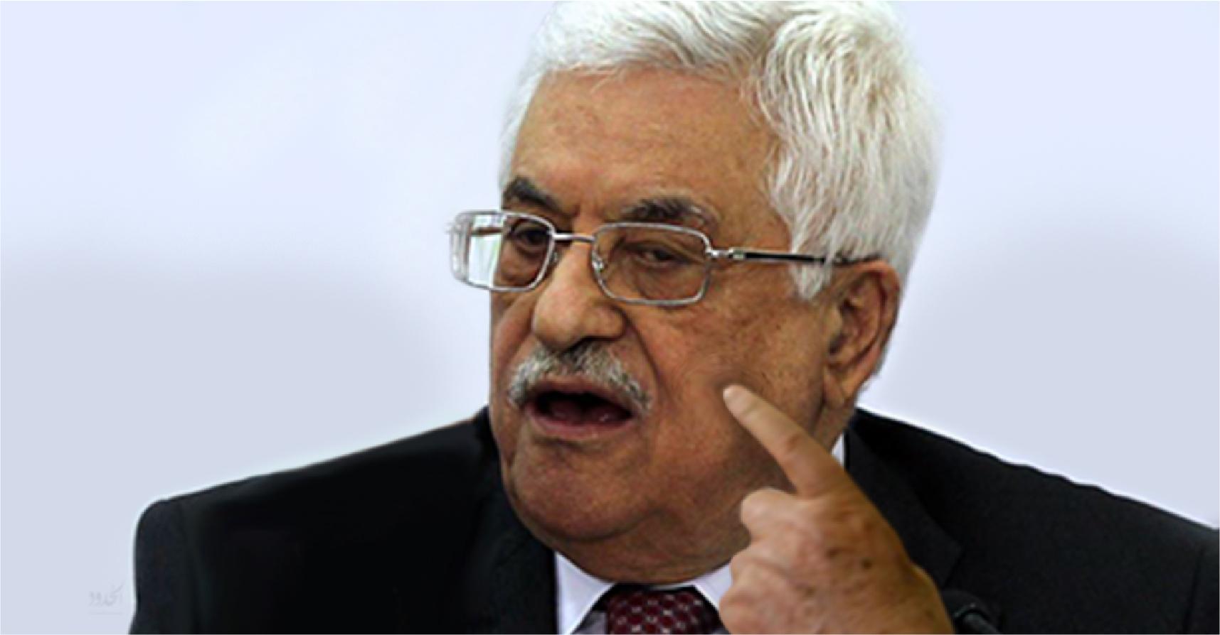 صورة عباس يهدد بإدارة خده الأيسر رداً على صفعة القرن