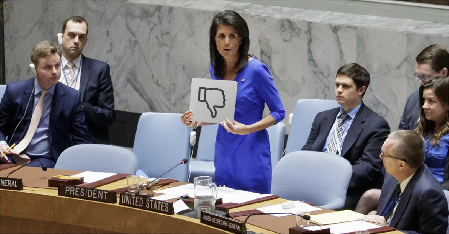 صورة مجلس الأمن يقرر الاجتماع للحصول على فيتو أمريكي جديد حول القدس