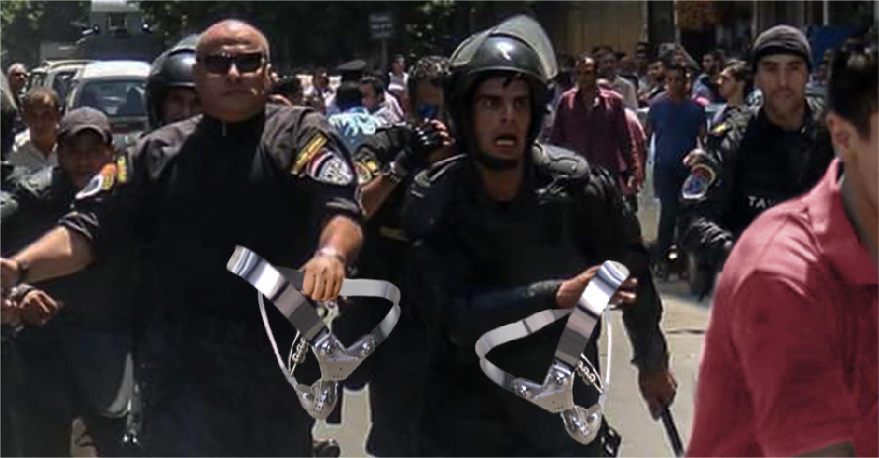 صورة الحكومة المصرية تفرض ارتداء حزام العفة على الشبّان لضمان عذريتهم بشكل دائم