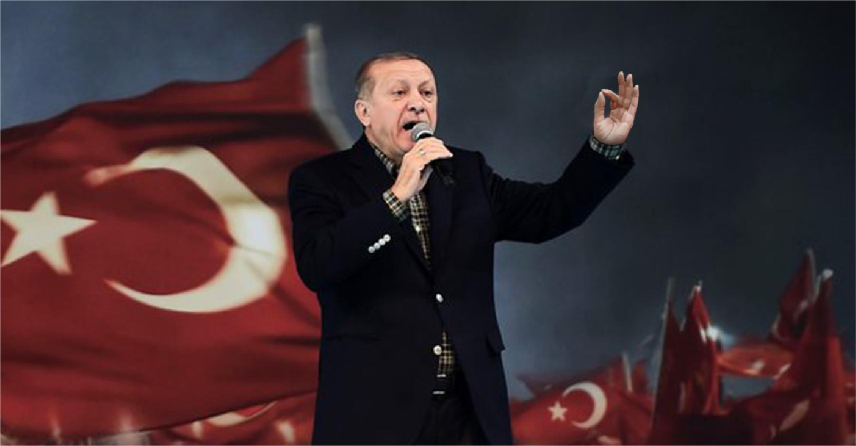 صورة أردوغان يتوعد بإنشاء اتحاد تركي ومنع الأوروبيين من الانضمام إليه