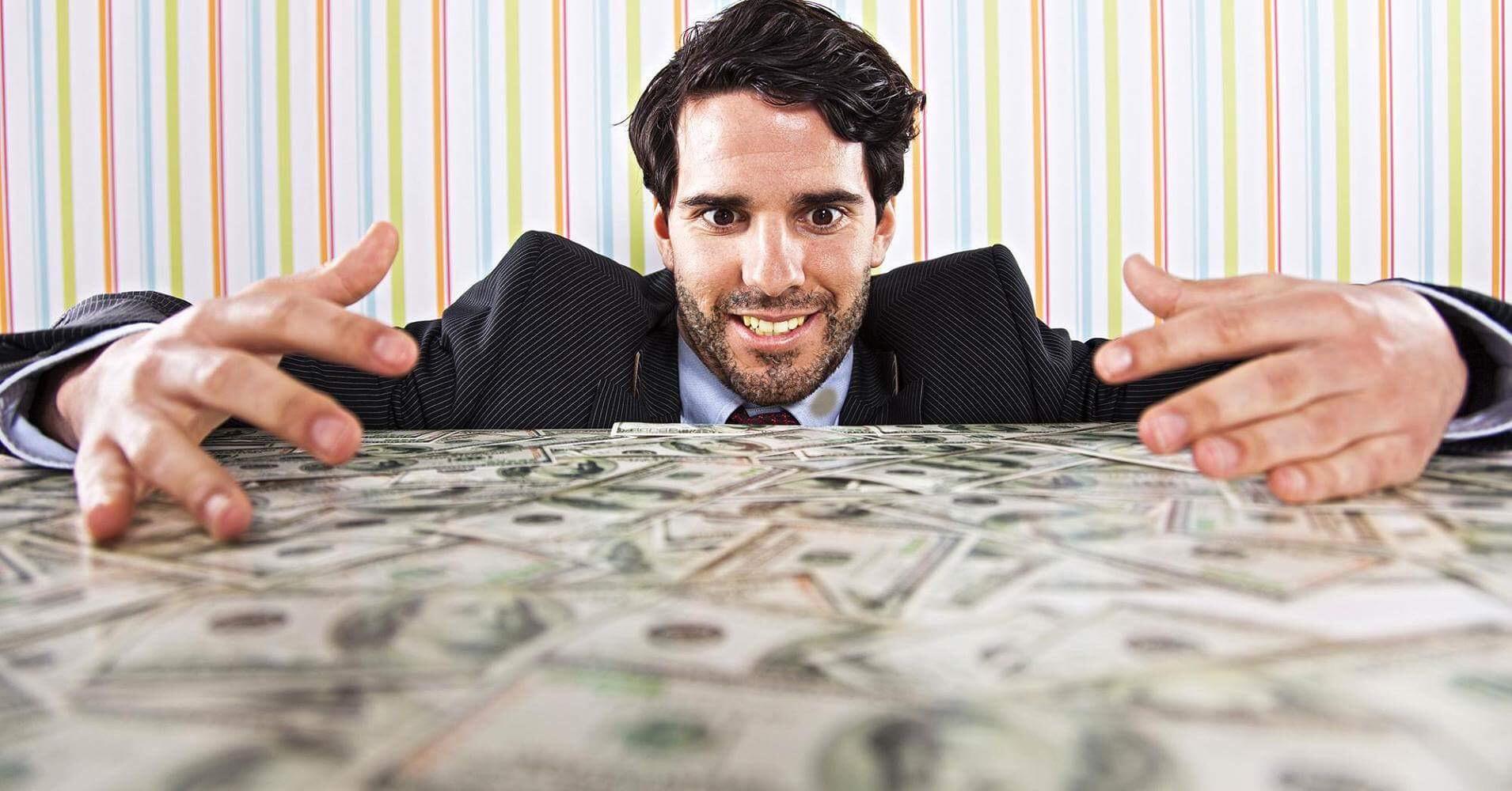 صورة خمس نصائح لتصبح مليونيراً لو أنَّها فعالة حقاً لما كنت هنا أكتب هذا المقال التافه