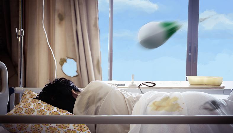 صورة السعوديّة تعرض الموت الرحيم على اليمنيين المصابين بالكوليرا