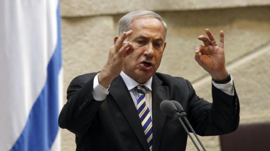 صورة نتنياهو يهدد بمنع الطعام عن جميع الفلسطينيين إن لم يتوقّف الأسرى عن إضرابهم
