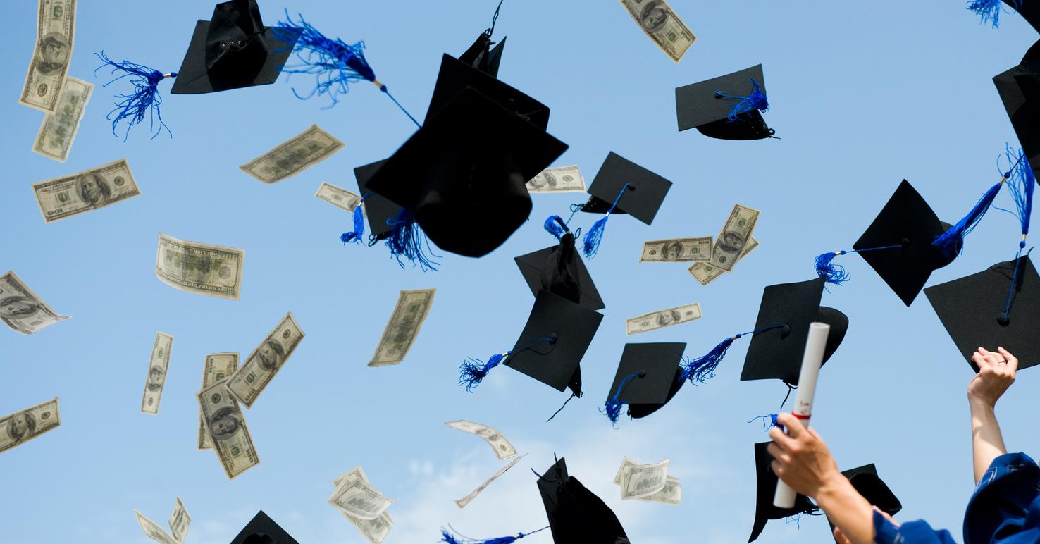 صورة جامعة تقدّم منحة للطلبة المتفوقين مادياً