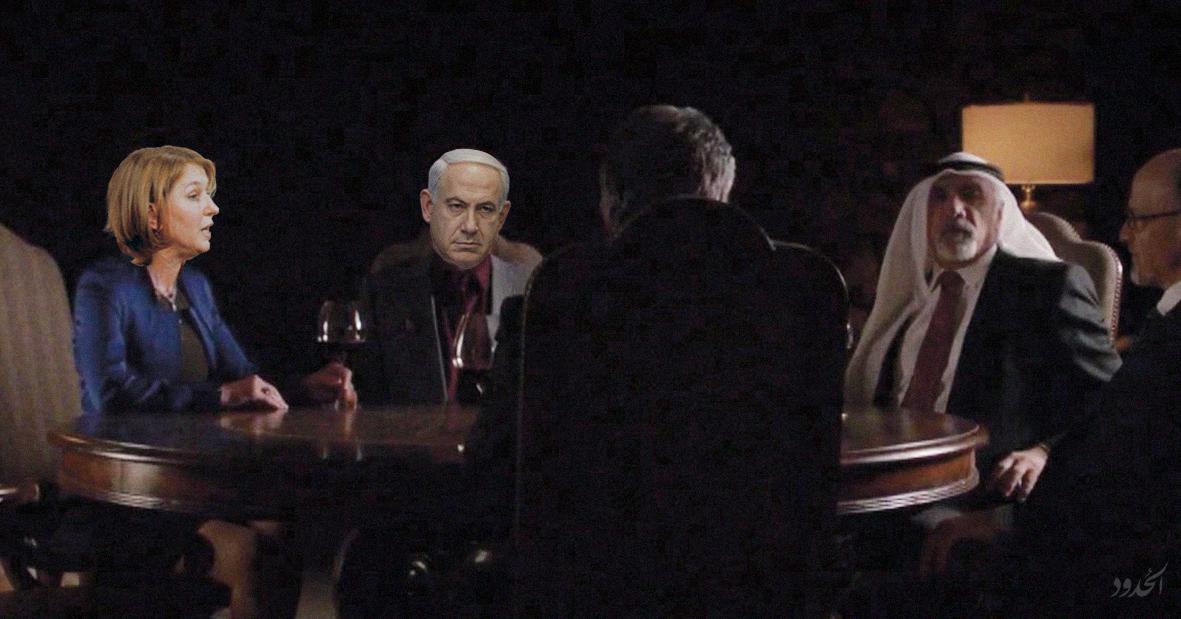 صورة أربعة محاور رئيسية يبحثها القادة العرب مع الإسرائيليين في اجتماعاتهم السرية