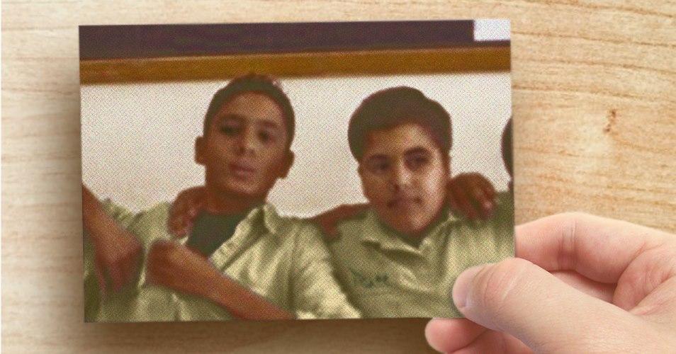 صورة دليل الحدود: لماذا ما زلت على علاقة صداقة مع البهيم سمير منذ صف تاسع؟