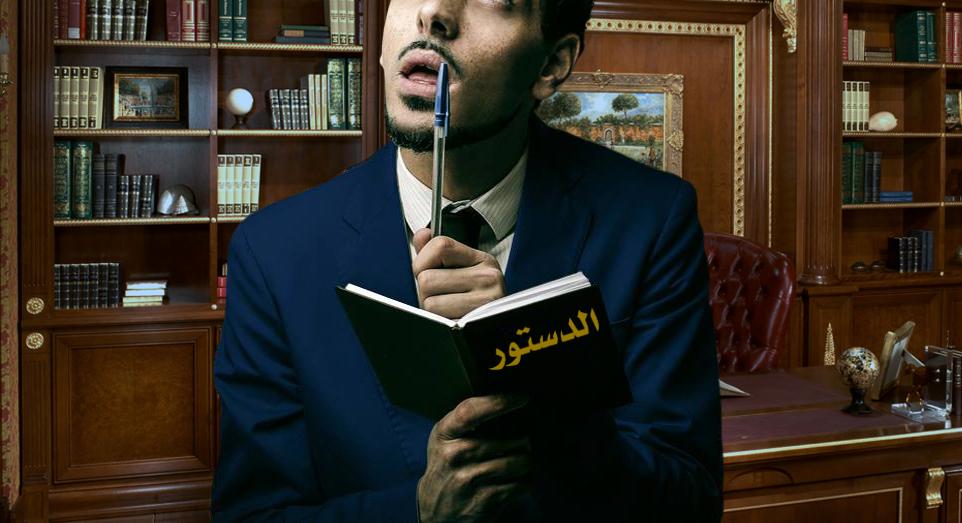 صورة اعتماد مزاج الحاكم دستوراً للبلاد