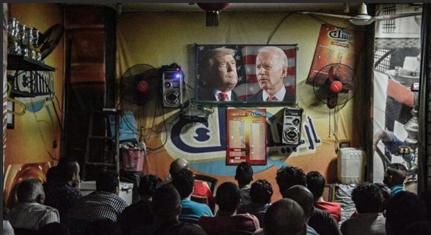 صورة الأمة العربية تترقب الانتخابات الأمريكية بشوق ولهفة لمعرفة رئيسها المقبل