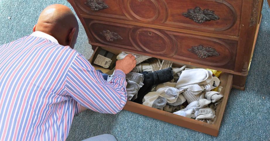 صورة موظف يغتال جميع أقاربه لإيجاد عذر غياب عن العمل
