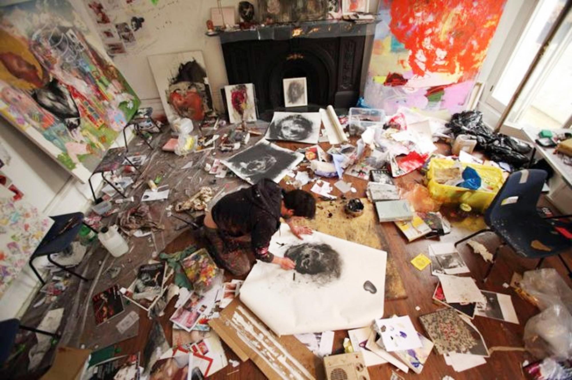 صورة كيف تصبح فناناً تشكيلياً في خمس خطوات