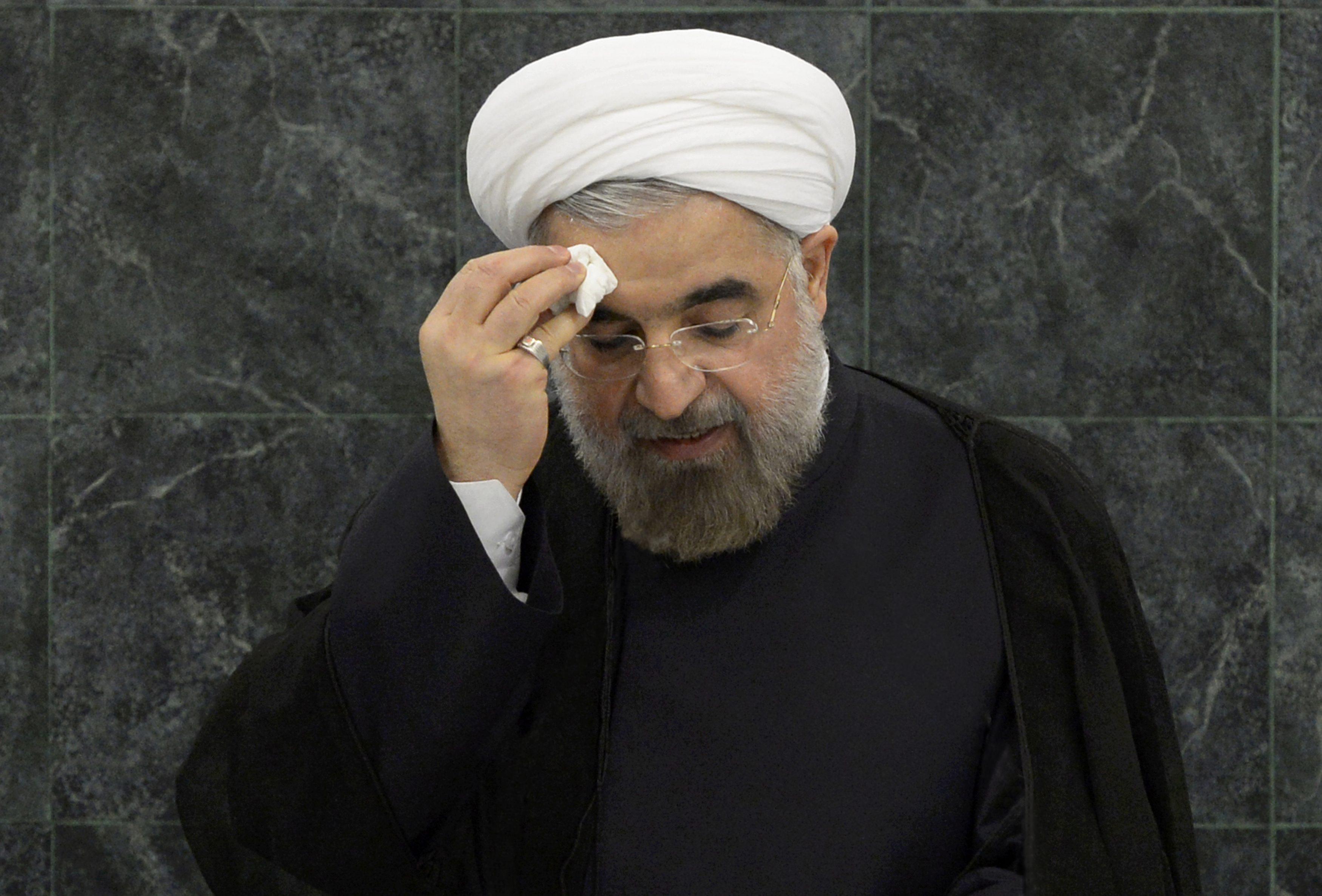 صورة إيران تصاب بالحزن والوحدة بعد مقاطعة السودان لها