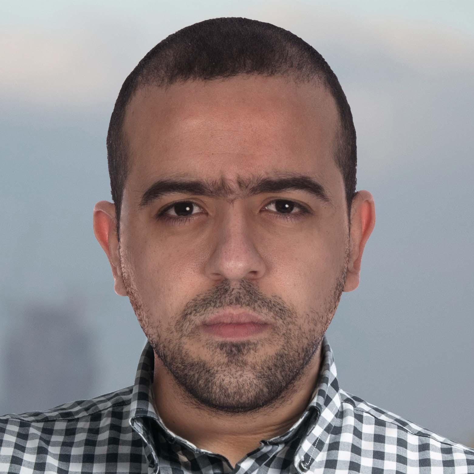 حسين المصدومي، أخ ليبي