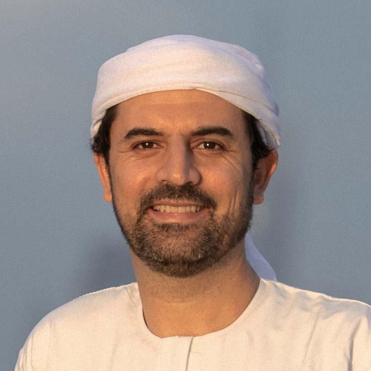 خليفة آل حلبان، مندوب الإمارات لكتائب المرتزقة