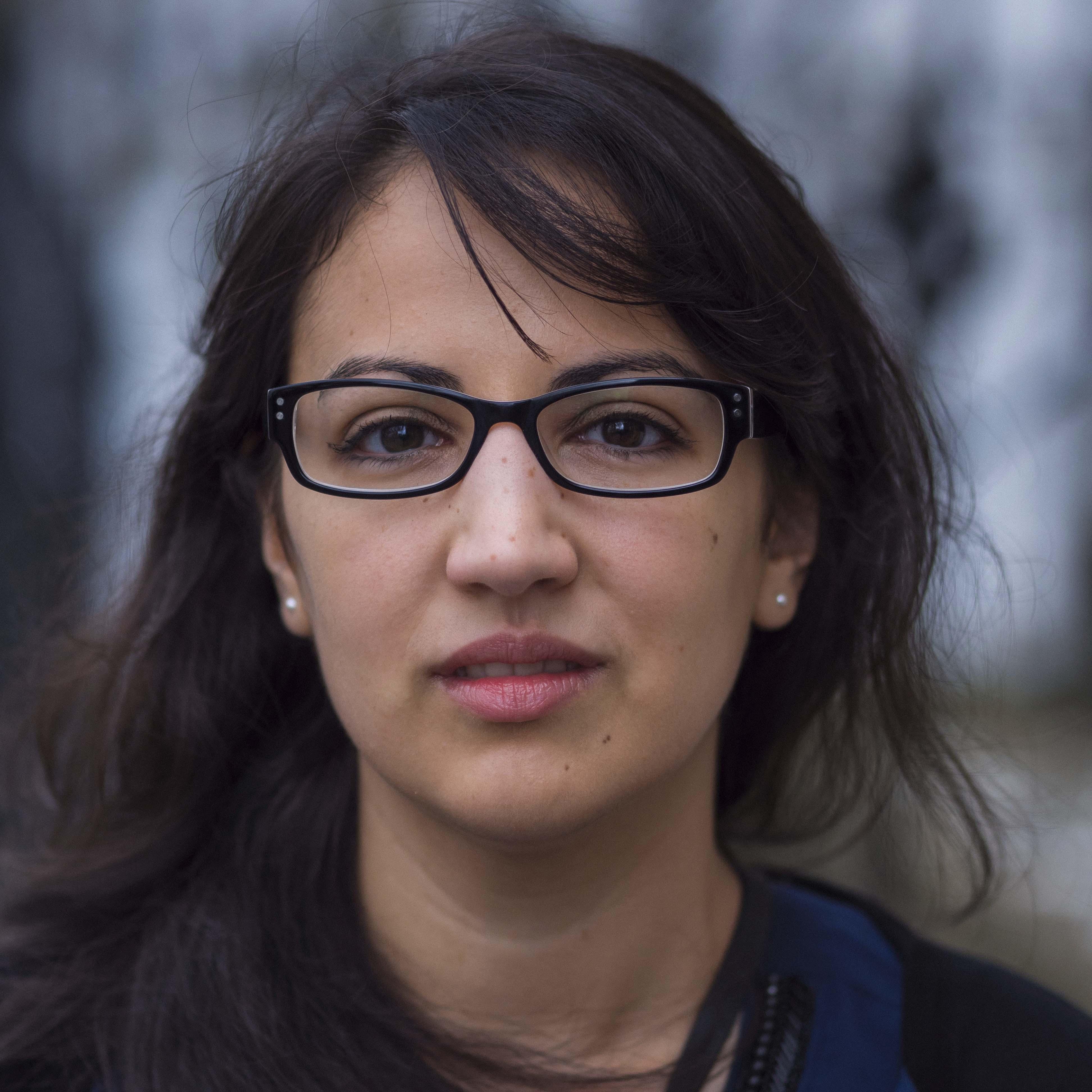 هنية بن قلقاس - ناشطة حقوقية